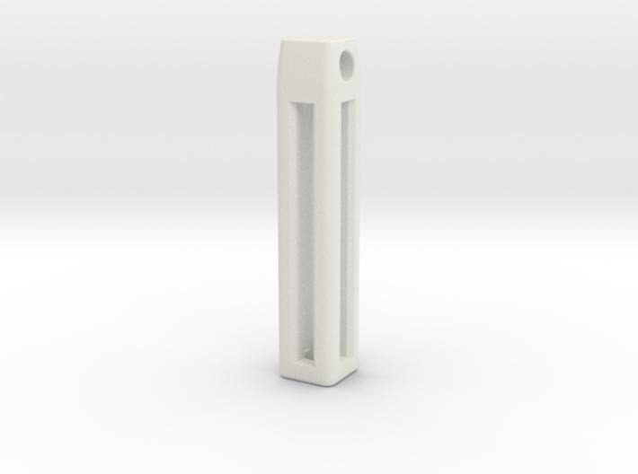 Minimalistic Tritium Pendant 3d printed