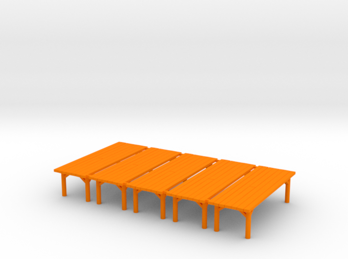 Tavern Table Medium X5 3d printed