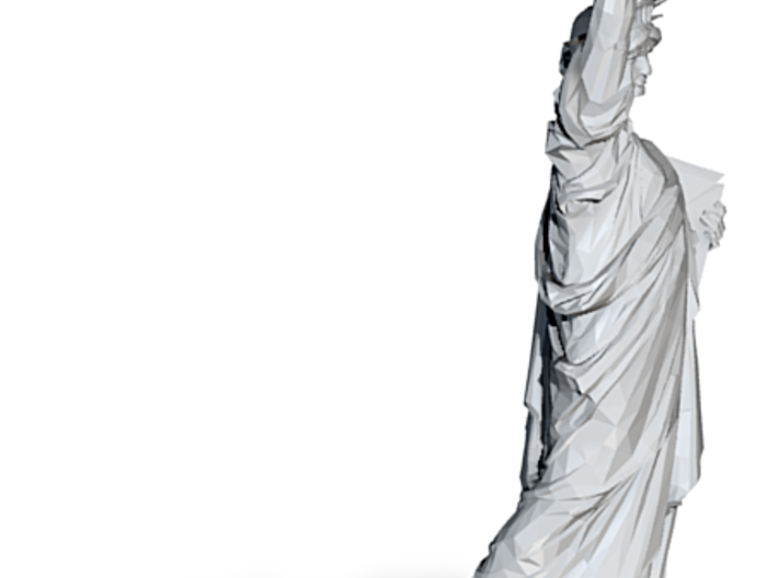 Statue Of Liberty Table Candle Holder Ø21 Cm 3d printed