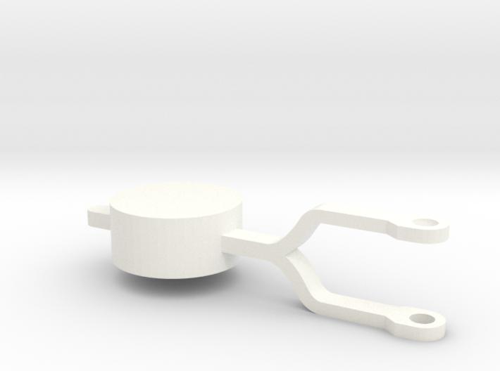 ZE/GTW wisselsteller kloot 3d printed