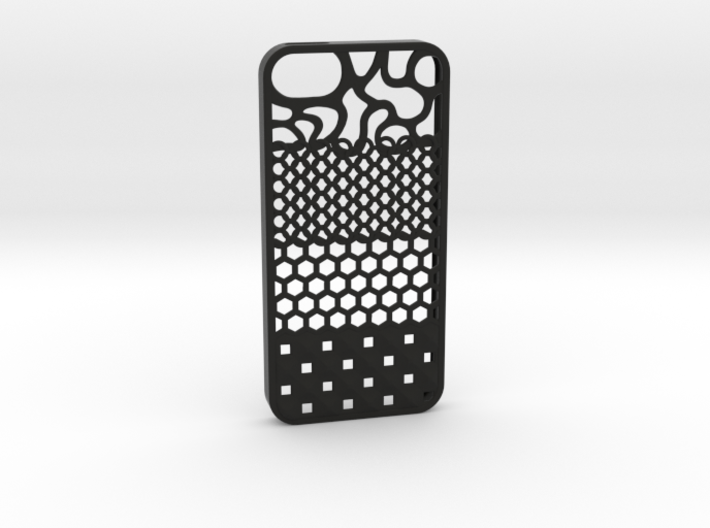 The Texture Case (Iphone 5S) 3d printed