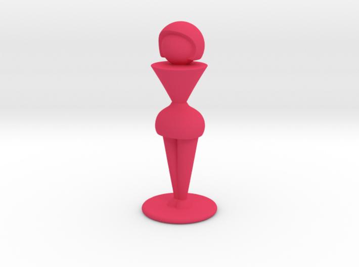 Trophy Wife 3d printed