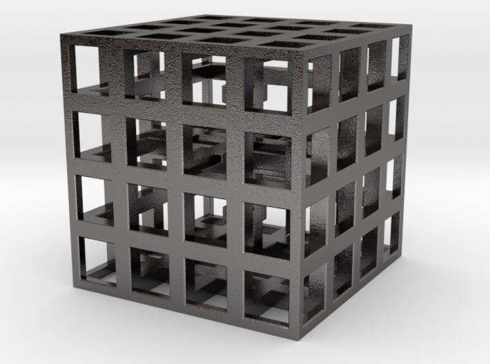 Sym Cube 30mm 3d printed