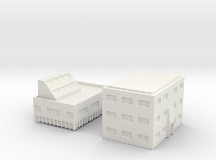 """Penthouse """"B"""" Modular Series 1 3d printed"""