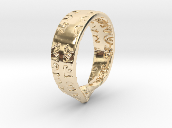 RingForKinga SecondSmallest 3d printed