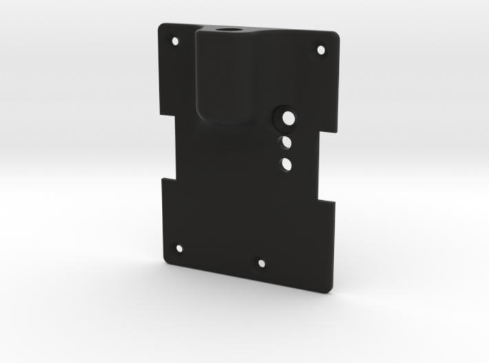 OrangeRX / OpenLRS Module Cover (JR style) 3d printed