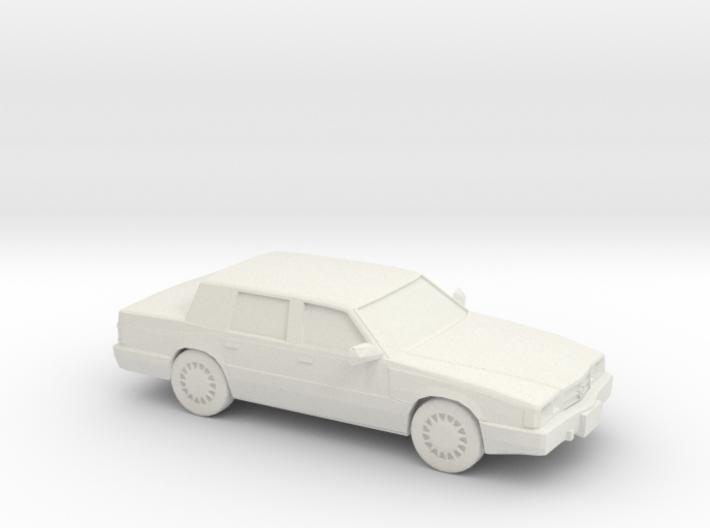 1/87 1993 Chrysler Dynasty 3d printed