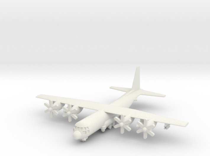 1/285 KC-130J Harvest Hawk 3d printed