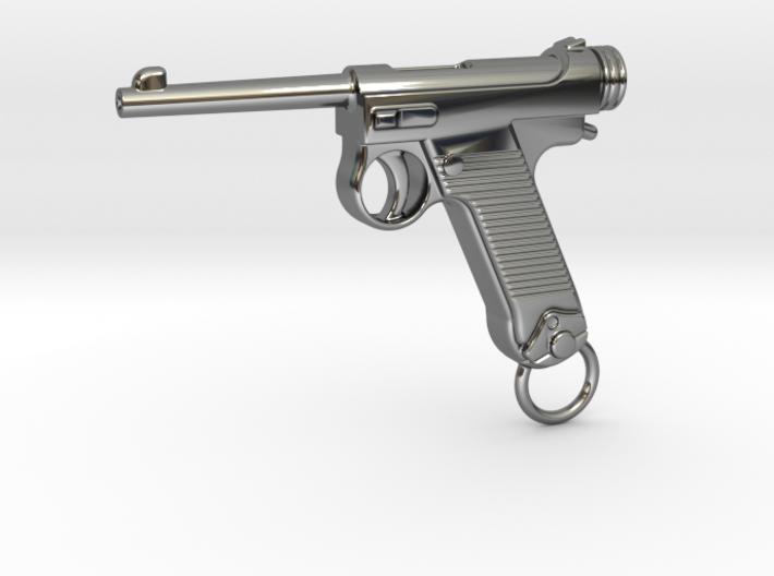 Nambu Gun 3d printed