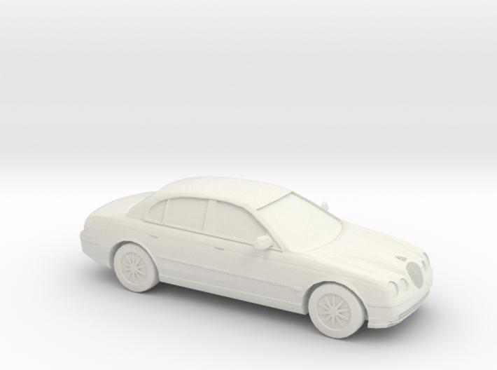 1/87 1998 Jaguar S Type 3d printed