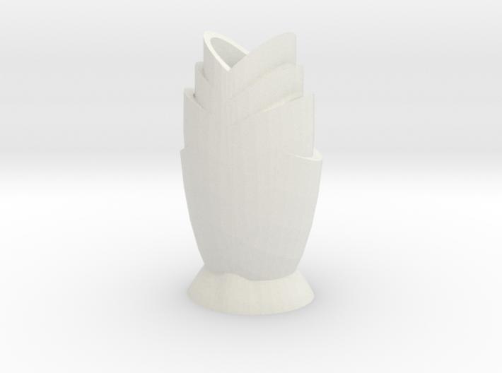 Tulip Vase 3d printed