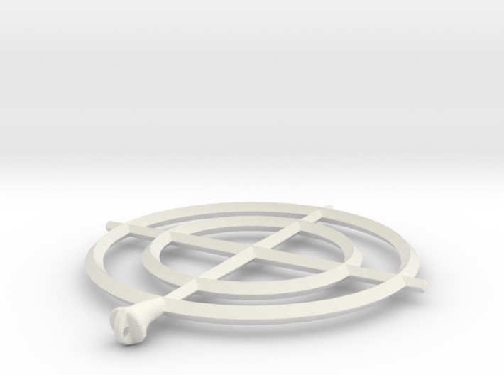 Benz Stern 3d printed