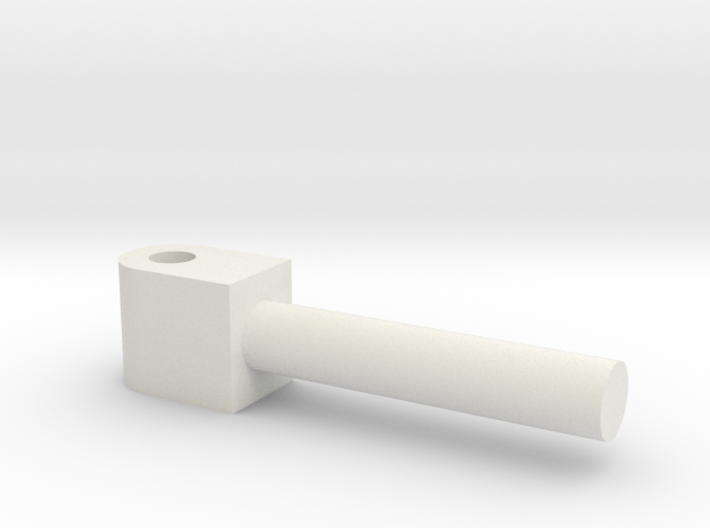 PROSTHETIC LEG-PISTON 3d printed