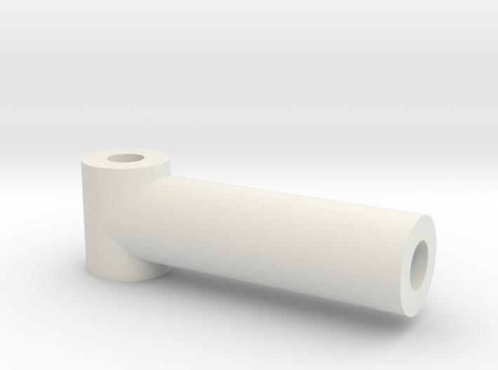 CALF CYLINDER-PROSTHETIC LEG 3d printed