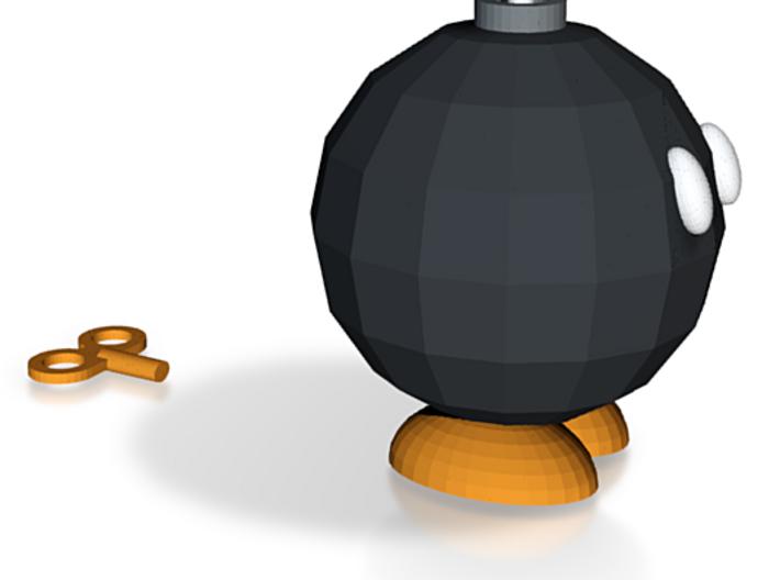 bob-omb #Games 3d printed
