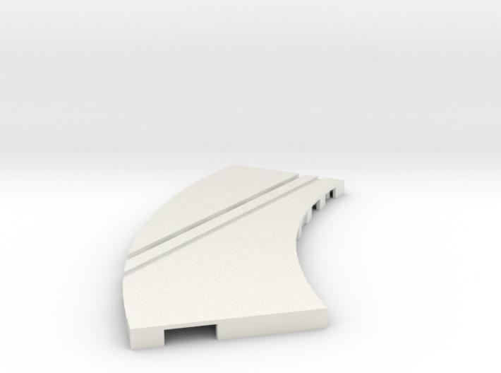P-65stp-curve-lh-junction-inner-145r-100-pl-1a 3d printed