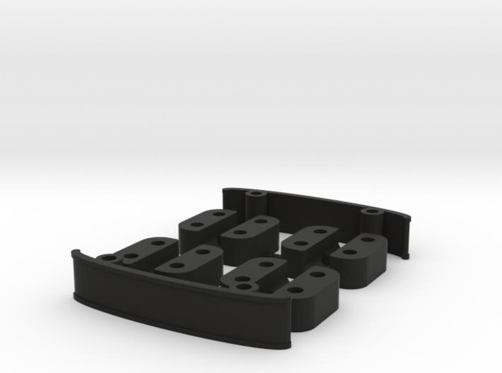 ZMR250 Spacers Kit V1 3d printed