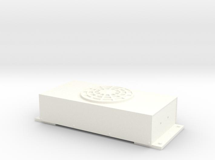 APU Condenser 3d printed