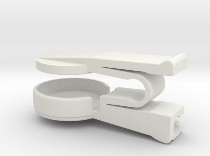 Finger Clip For Pulse Sensor SEN-11574 3d printed