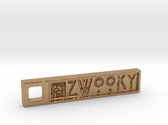 ZWOOKY Style 01 Sample 3d printed