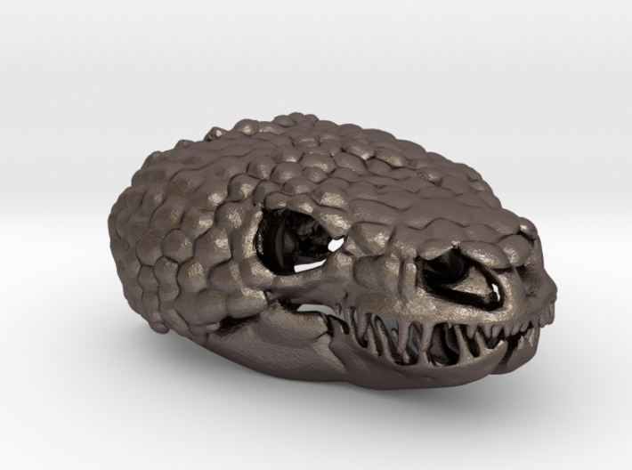 Gila Monster Heloderma Suspectum 2 - 75mm 3d printed