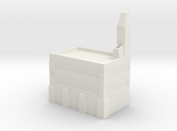 Paper Mill Store 3d printed