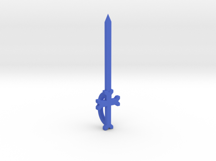 The Sword of Sunshine 3d printed