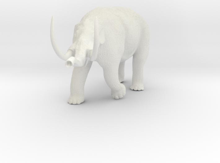 American Mastodon 1 32 (MEST 2015) 3d printed