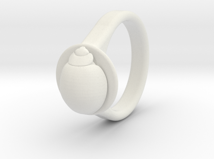 Ladybird Ring (16) 3d printed