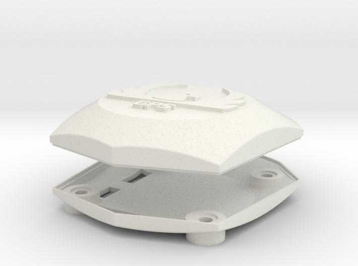 VR GPS Q4/14 3d printed