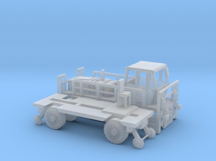 TT Gauge 1:120  ROTRAC RR 20  3d printed