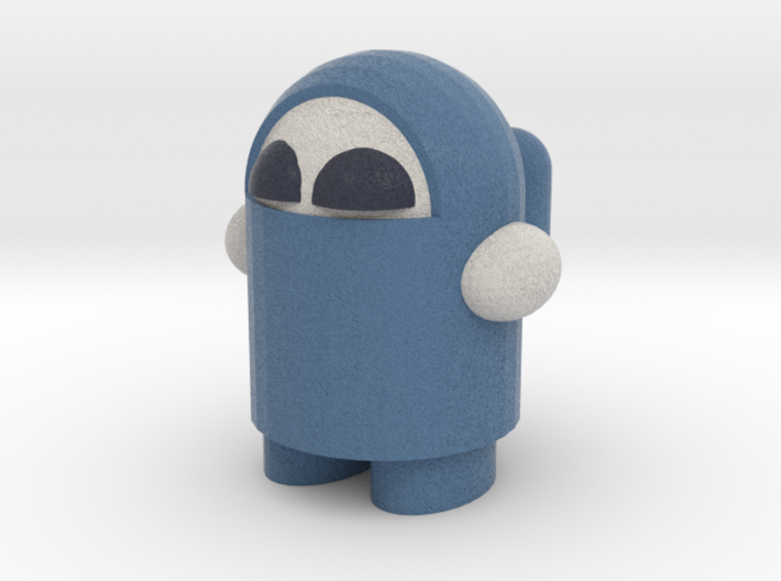 boOpGame Shop - The Robot 3d printed boOpGame - The Robot