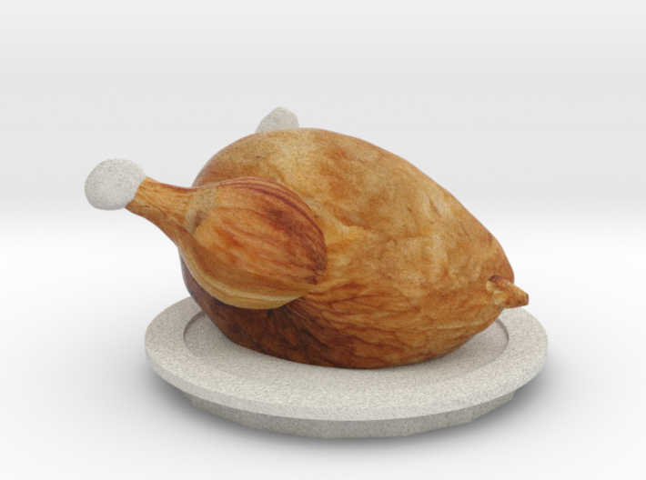 boOpGame Shop - The Chicken 3d printed boOpGame - The Chicken