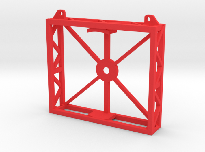 Front Support Stand 3d printed