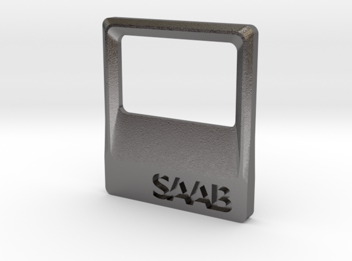 SAAB - Key Ring Pendant Bottle Opener 3d printed Recommended