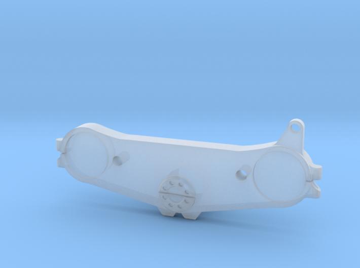 UPPER PLATE DUCATI SBK 3d printed