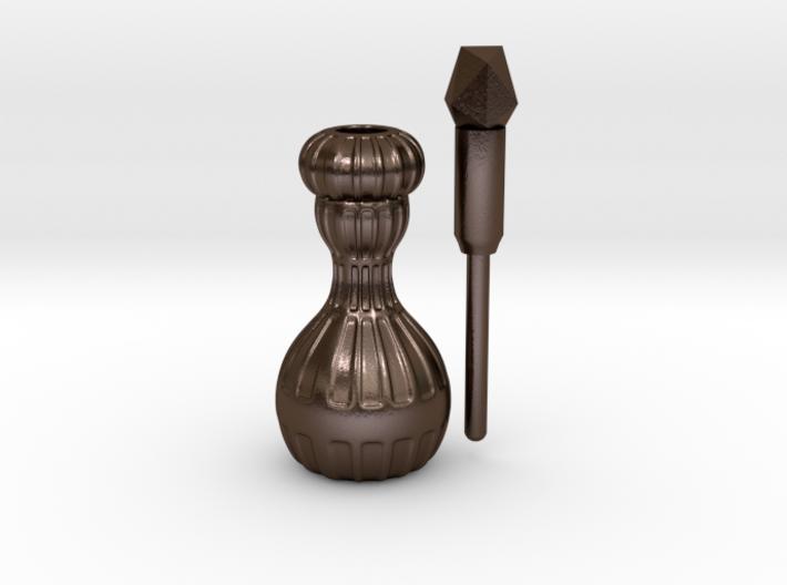 Perfume Bottle 3d printed