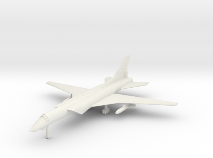 1/350 Tupolev TU-22M Backfire (x1) 3d printed