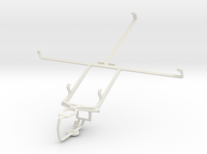 Controller mount for PS3 & Prestigio MultiPad 4 Ul 3d printed