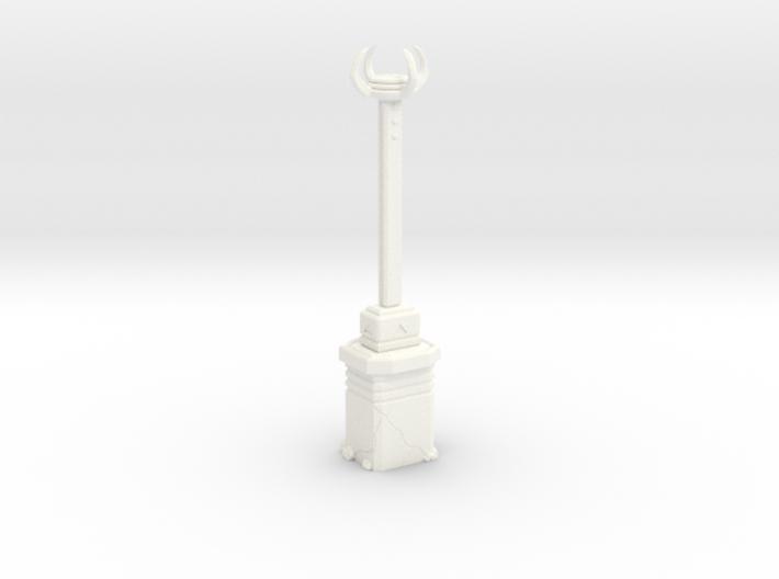 Eye of Grayskull - Chaos Pedestal 3d printed