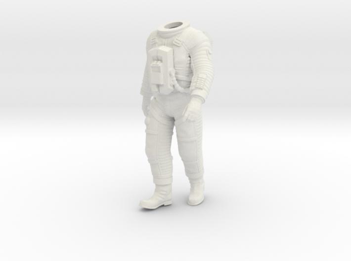 2001 Lunar Astronaut / Pos. 2 / 1:24 3d printed