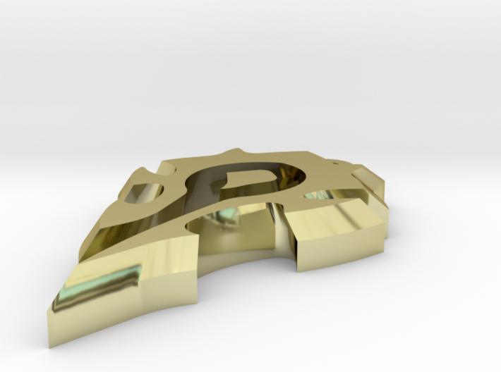 Horde Pendant - World Of Warcraft Necklace 3d printed