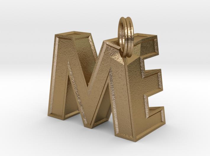 Letters Trinket 3d printed