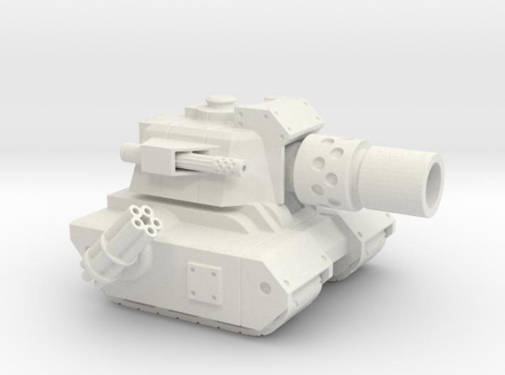 Custom BN Mega Tank - Large - Plastic 3d printed
