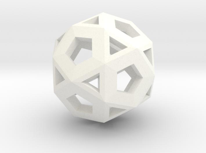 Logic Hypercube 3d printed