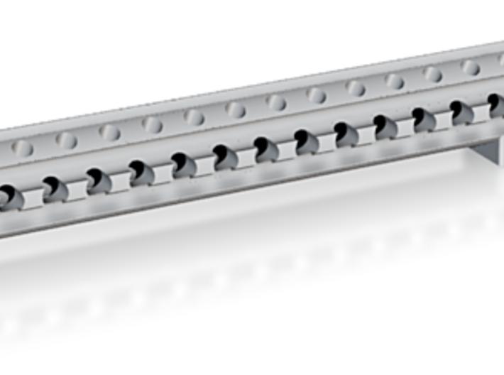 MGA Stroke Tube Base, Structural 3d printed