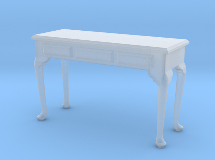 1:48 Queen Anne Console Table 3d printed