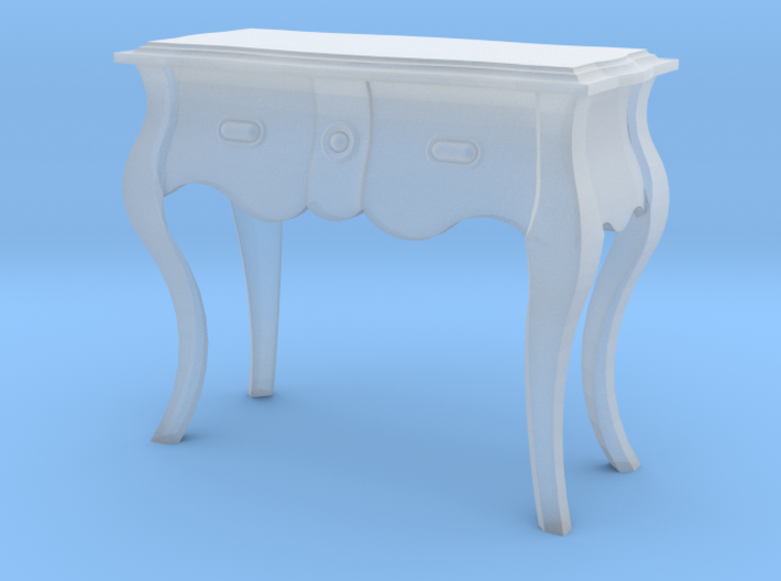 1:48 Bombe Console Table 3d printed