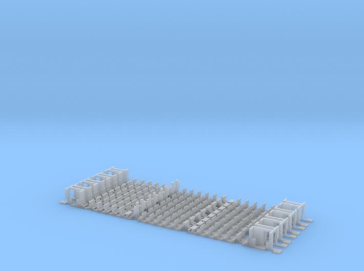 cmz8759 / cmz8773x - 4x IC 2. Klasse 3d printed