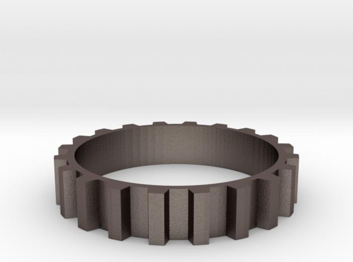 Gear Ring (Sz 7) 3d printed